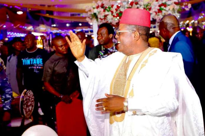 Gov. Umahi Reveals Altar His Successor Must Visit To Be Able To Replace Him