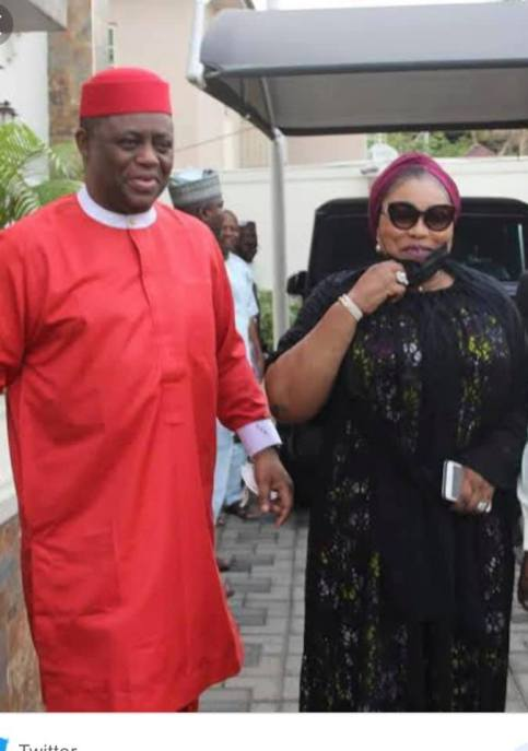 Senator Grace Bent Drags Femi-Fani Kayode's Wife To Police Over Blackmail, Defamation Character