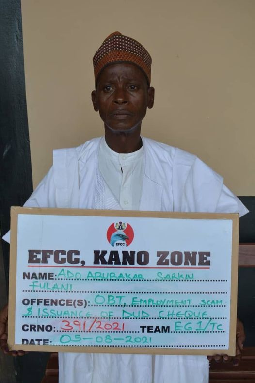 Kano Man Involved In Job Scam Bags 7 Years Jail Term
