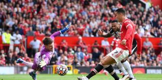 Cristiano Ronaldo's Late Strike Saves United Another UEFA Champions League Defeat