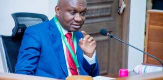 Aba North Crisis: Abia Speaker Calls For Calm, Sets Up Committee