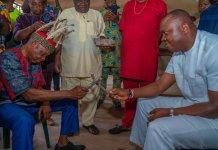 Ozigbo Seeks Traditional Endorsement Ahead Of Anambra Guber