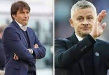 Antonio Conte Heads To Old Trafford To Replace Under fire Solskjaer