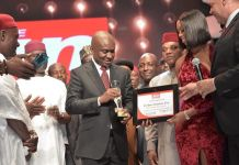 Abia Speaker Dedicates Award to Governor Ikpeazu, His Colleagues and Family