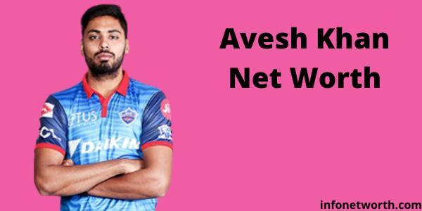 Avesh Khan Net Worth- IPL Salary, Career & ICC Rankings