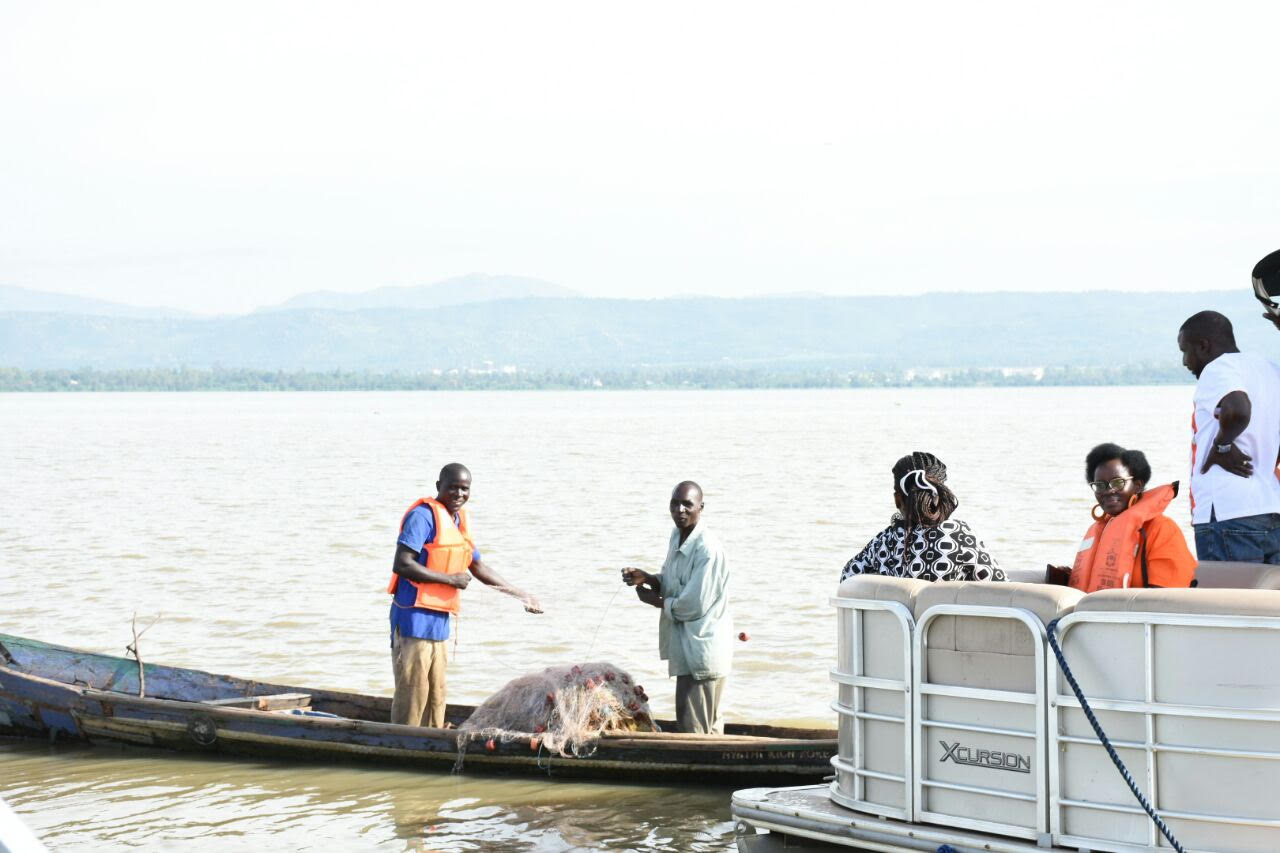 Water Hyacinth Threatens the Future of Fish and Fishing Community Around Lake Victoria