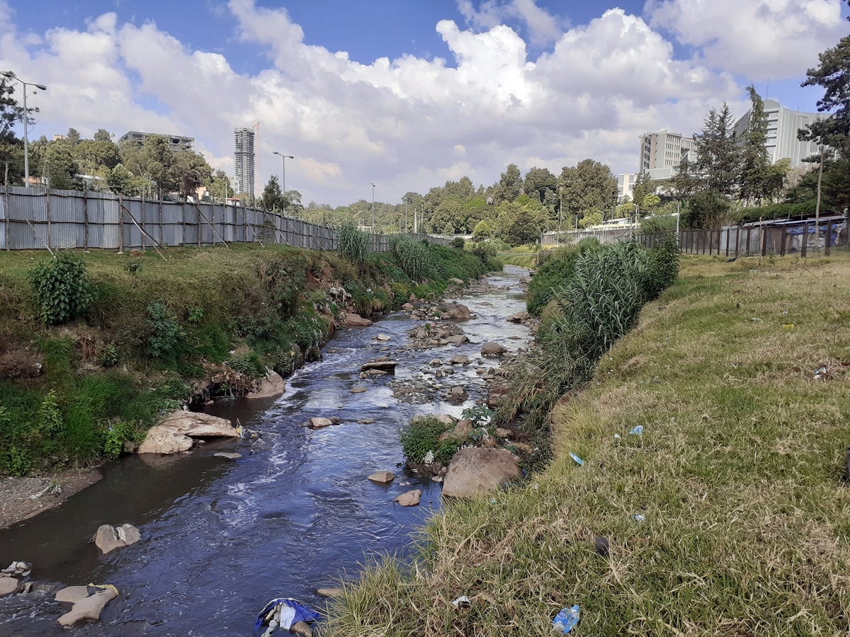 Addis Ababa builds resilience with clean rivers, public spaces and walkways