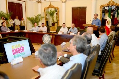 Esta mañana se dio a conocer el programa en Palacio de Gobierno.