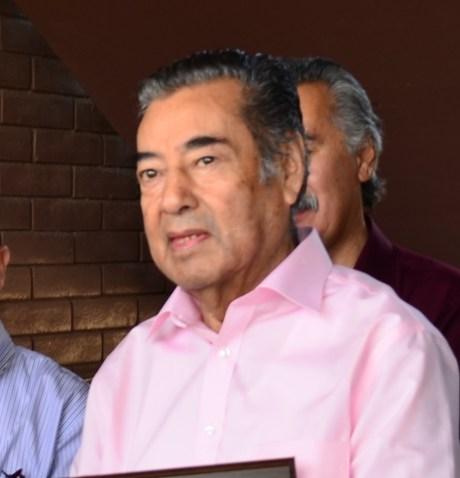 Profesor Gonzalo García Velasco... Descanse en paz.