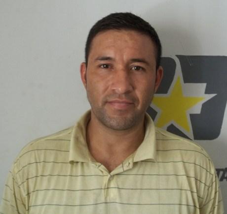 JESUS ANTONIO LARA MATA, PRESUNTO RESPONSABLE DE ROBO CON VIOLENCIA A UNA GASOLINERA.