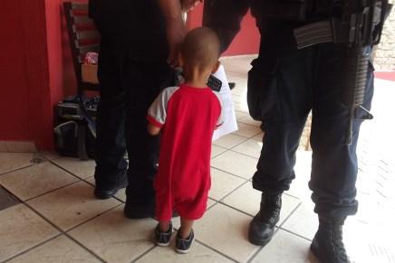 Olvida joven a su hermanito en el circo Barley instalado en Nogales