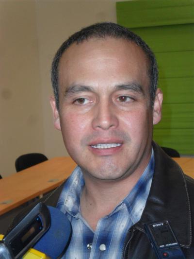 Regino Angulo Rguez, presidente de la Canacintra en Sonora.