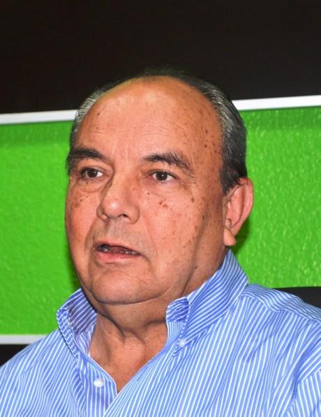 René Moreno Terrazas, presidente de la CENAC.