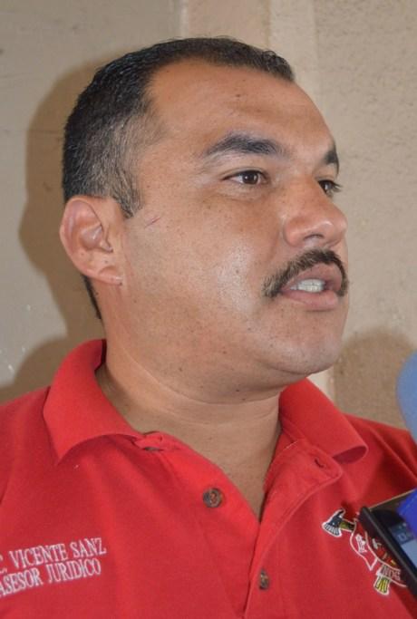 Vicente Sanz Castañeda, jefe de la UMPC.