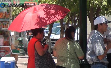 En algunos municipios se mantienen las altas temperaturas.