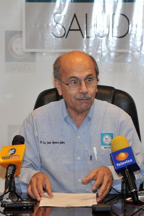 Dr. Francisco Javier Navarro.