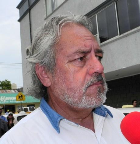 Ramón Fernández Palafox, de la Unión de Usuarios.