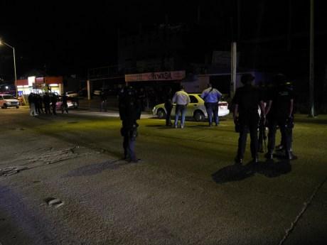 La ejecución se desarrolló sobre el boulevard Del Ensueño.
