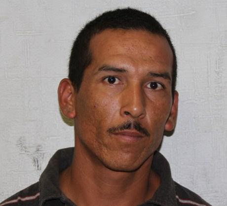 Francisco Avelino González, detenido en posesión de droga.