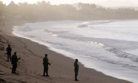 Ivo puso en alerta a los municipios costeros.