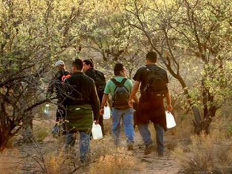 Se busca mayor apoyo para atender a miles de migrantes.