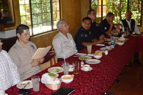 Reconocen trabajo en materia de seguridad en Nogales.