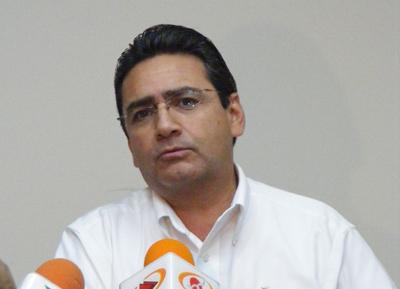 Víctor Landeros, coordinador de la UEPC.