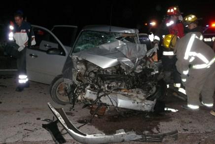 En aumento accidentes viales por descuidos o prisas de automovilistas