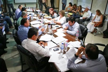 La Comisión de Vigilancia sesionó este día.