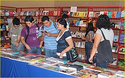 Feria del Libro.