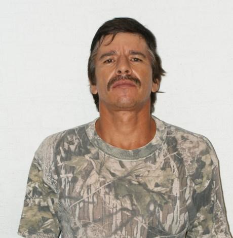 Francisco Enrique García Durán, detenido por homicidio.