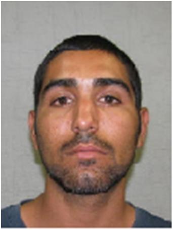 Juan José Valdez Palafox, detenido como probable responsable del delito de robo.
