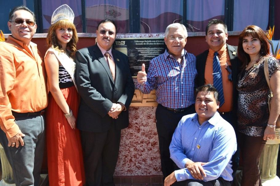 Participa RGM en festejos por el 20 aniversario del COBACH-Nogales.
