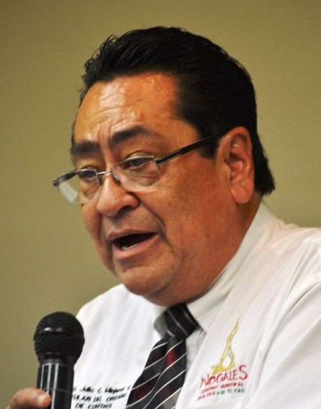 Presentará el Ayuntamiento de Nogales denuncias penales ante la PGR y otras instancias contra ex funcionarios municipales.