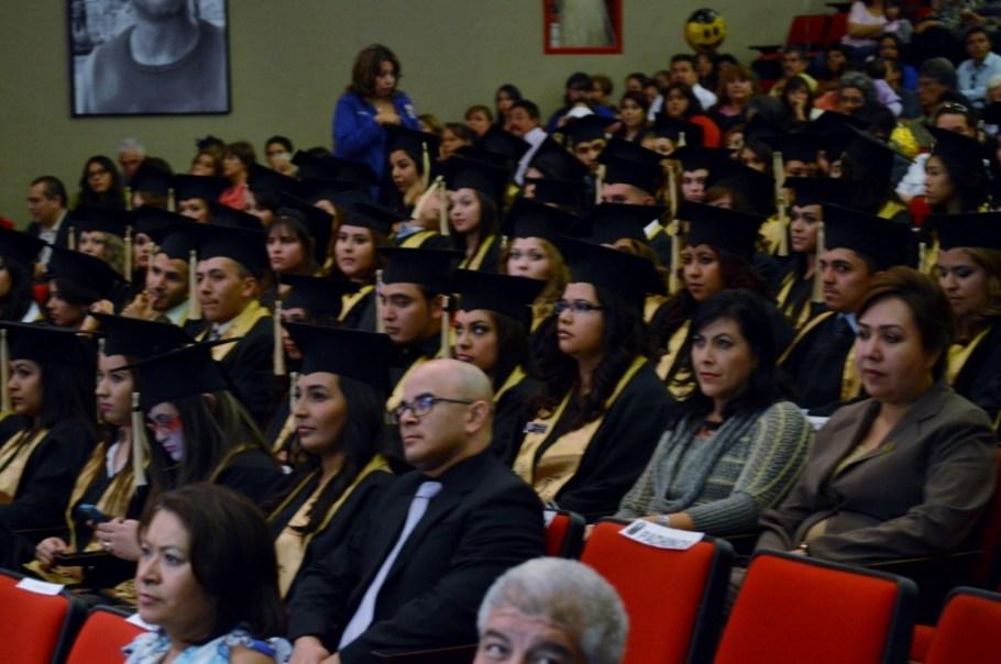 Acompaña RGM a graduados de la Unison Campus Nogales.
