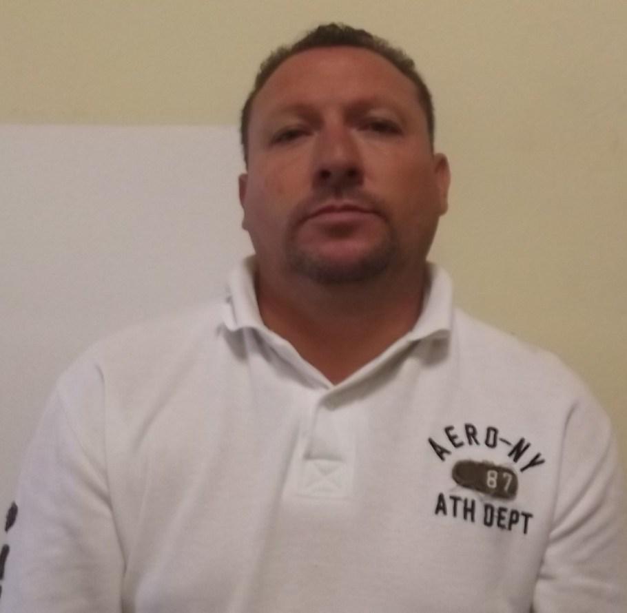 Alberto Cerecer Valenzuela, de 38 años de edad.