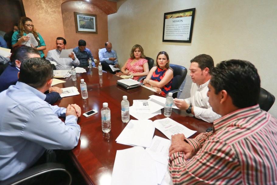 La Comisión de Asuntos Municipales sesionó este día.