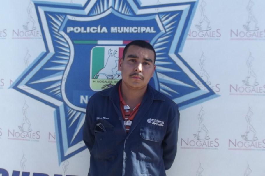 Mario Flores.
