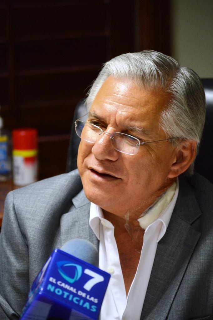Presidente Municipal, Ramón Guzmán Muñoz.