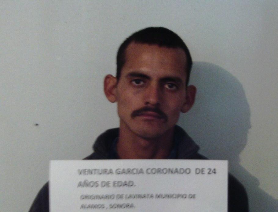 Esta es la persona detenido por golpear a su hijo.