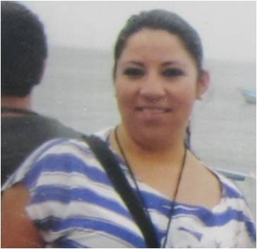 Imagen de archivo de la víctima de tortura.