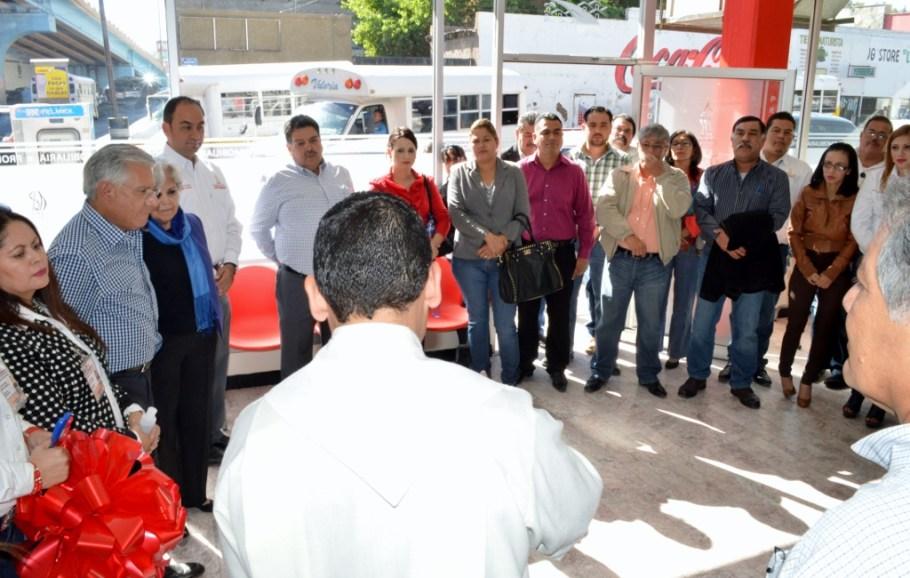 Inaugura RGM nuevas instalaciones de la Promotora Inmobiliaria de Nogales.