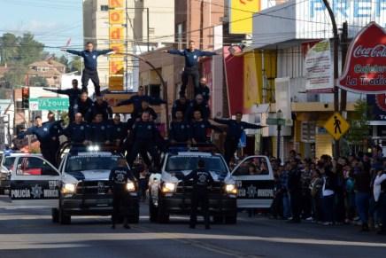 Existe posibilidad de suspender el desfile del 20 de Noviembre: UMPC