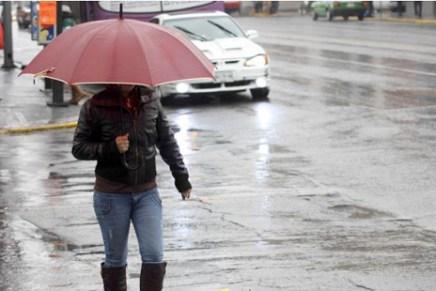 Continuará clima lluvioso hasta el viernes: UEPC