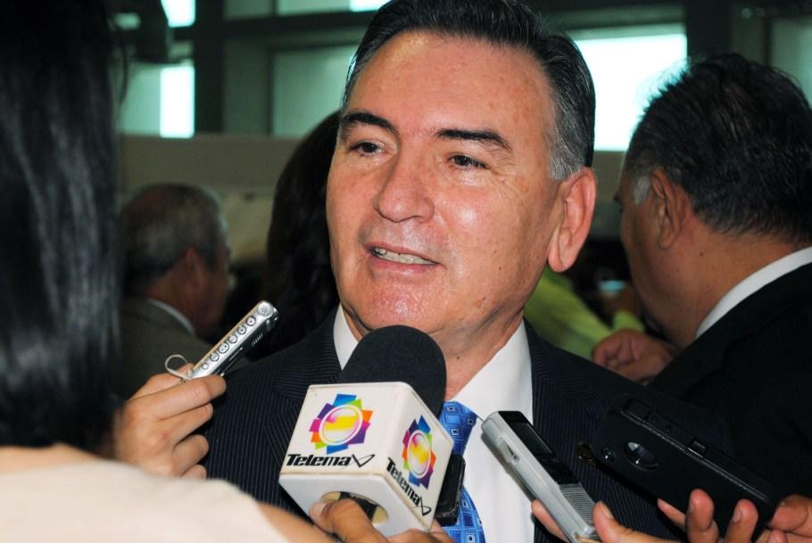 Juan Valencia Durazo, líder del panismo en Sonora.