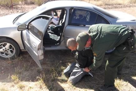Confirma Patrulla Fronteriza agresión a 2 de sus agentes en aseguramientos