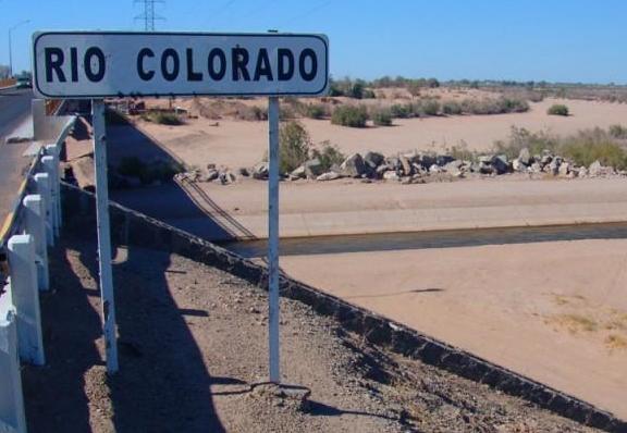 Rio Colorado.