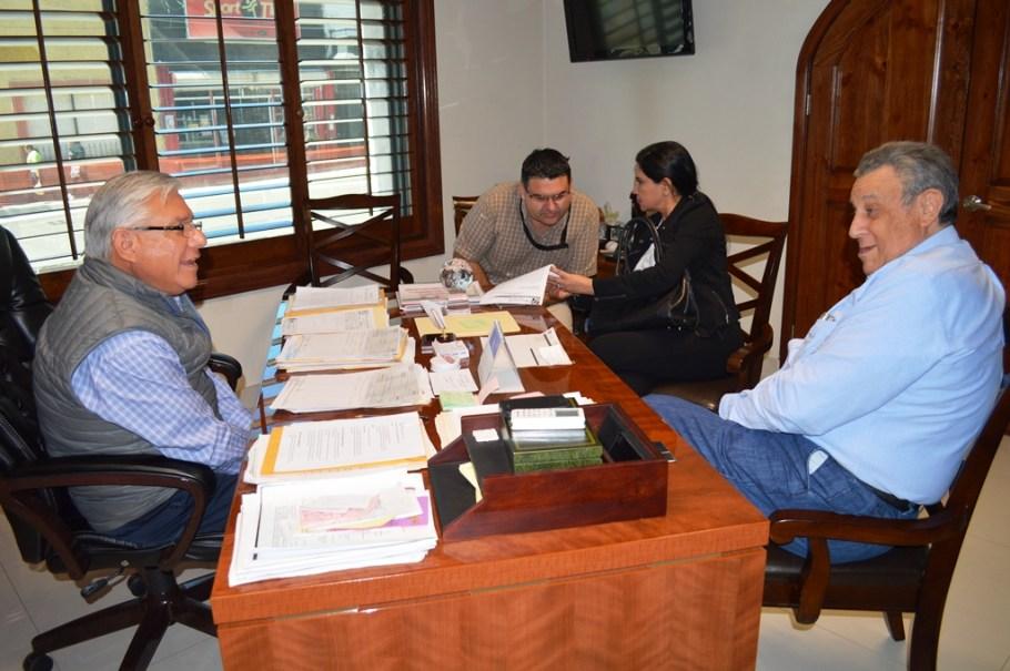 Avanza gestión para proyecto de nueva preparatoria en Nogales.