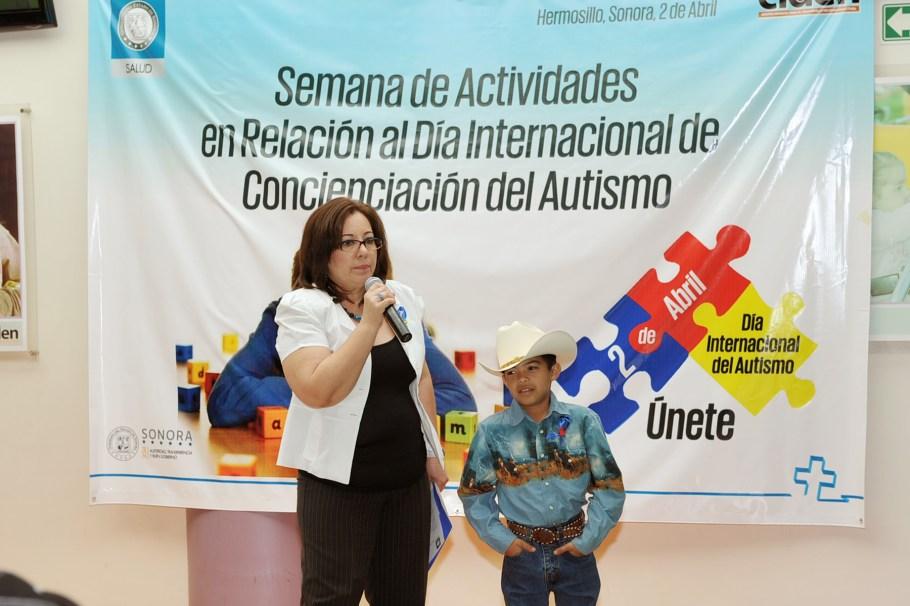Hoy se celebró el Dia Internacional para la Concientización del Autismo.