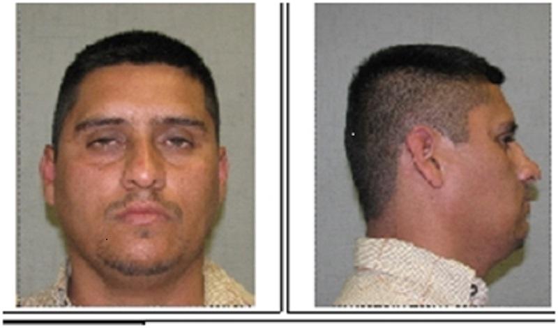 Fco. Javier Arvizu Rodriguez, detenido con droga.